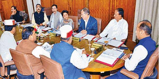 मंत्रिमंडल की बैठक: बदले गए नियम, हुए अहम फैसले; 1600 पद भरने की भी घोषणा