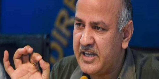 Budget 2019: बजट में दिल्ली सरकार की मांग की हुई अनदेखी, सिसोदिया का केंद्र पर आरोप