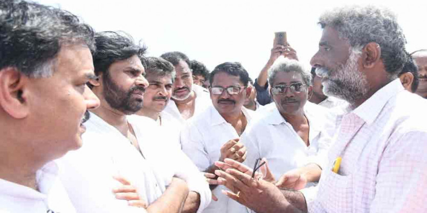 Pawan Kalyan vows to take issue of Amaravati to notice of Modi