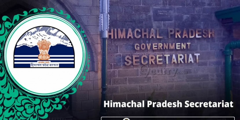 Amidst poll din, Himachal Secretariat wears a deserted look