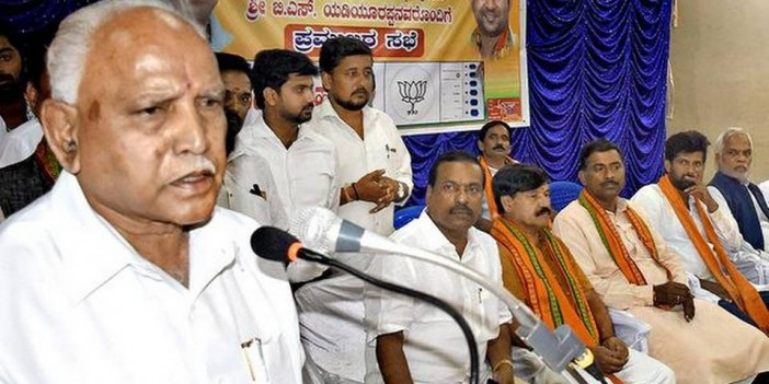 State govt. will collapse after elections: BSY