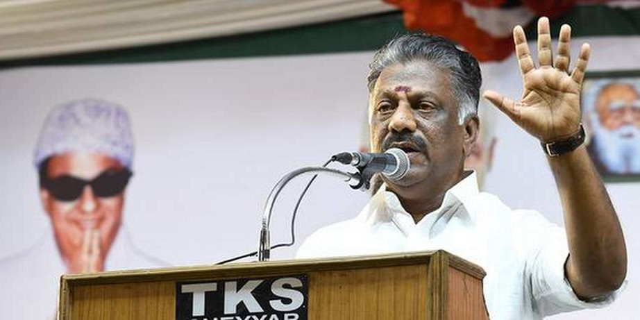 DMK's victory is temporary, says O. Panneerselvam