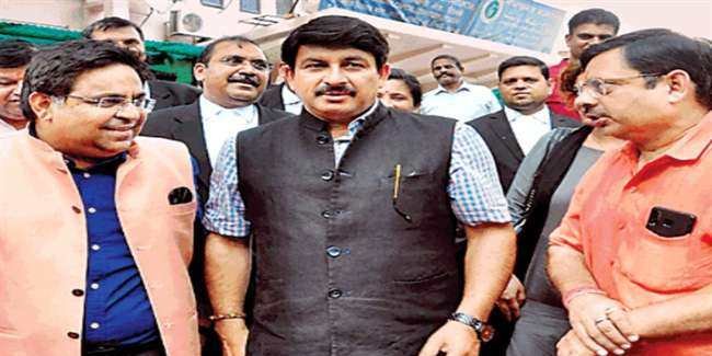 भाजपा ने सीएम केजरीवाल पर लगाया भ्रष्टाचार का आरोप, लोकायुक्त से की शिकायत