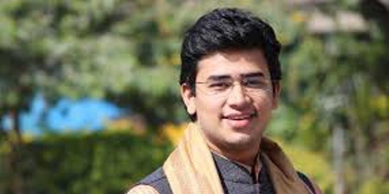 """""""Impressive"""", Jay Panda tweets on BJP's youngest Lawmaker."""