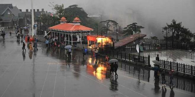 हिमाचल में मोदी और राहुल की रैली पर संकट के 'बादल', 3 दिन तक खराब रहेगा मौसम