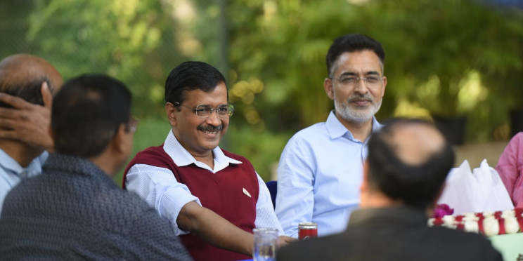 Arvind Kejriwal Appeals To Voters For Help Says 'No Money To Fight Elections'