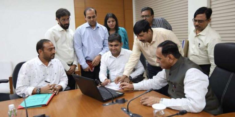 Gujarat में MSME online रजिस्ट्रेशन सुविधा पोर्टल लांच, पहले आवेदन को मंजूरी