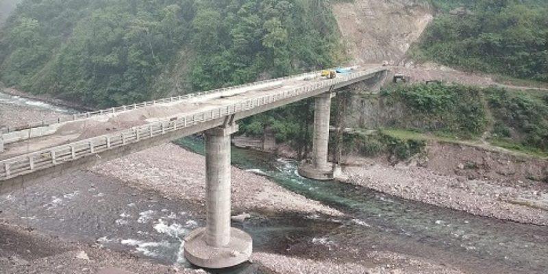 Vital Bridges Ready In Lower Dibang Valley District of Arunachal Pradesh