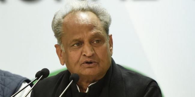 Democracy in Danger under BJP Rule, Says Rajasthan CM Ashok Gehlot