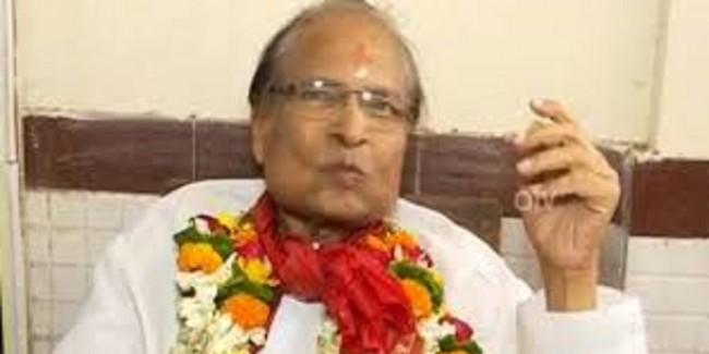 Bed Prakash Agarwalla, BJD's Assembly candidate, passes away