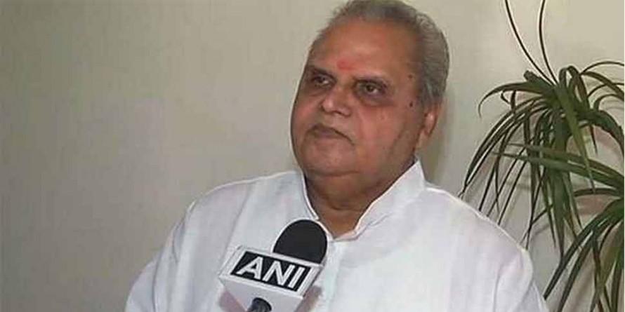 आरएसएस नेता, महमूद मदनी ने जम्मू कश्मीर के राज्यपाल से मुलाकात की