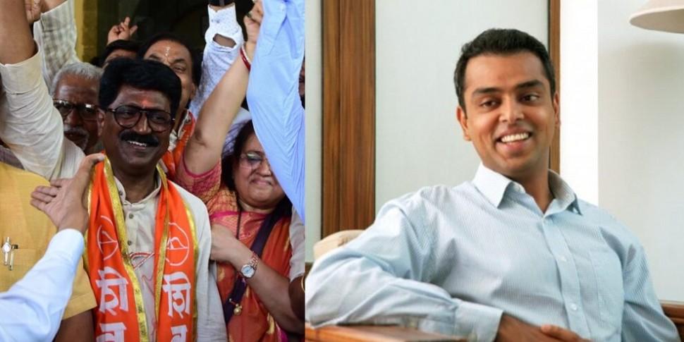 Before Lok Sabha elections in Mumbai, Arvind Sawant and Milind Deora lock horns in intense debate
