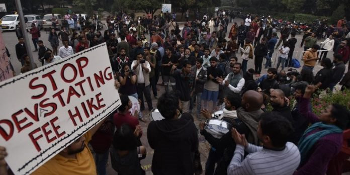 JNU Students Union Will Meet the HRD Ministry Committee Today