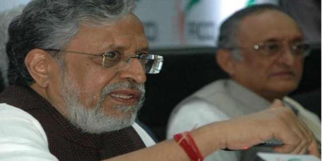 सरकार हर काम चुनाव पर नजर रखकर नहीं करती - सुशील कुमार मोदी