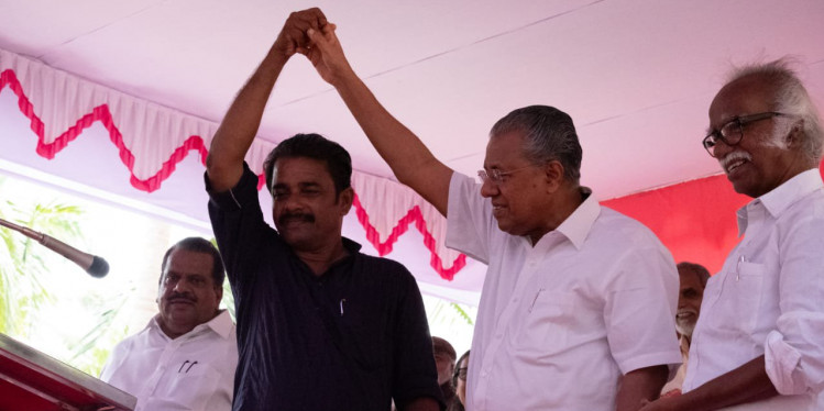 Kerala govt. for implementing SC verdict on Sabarimala: Pinarayi Vijayan