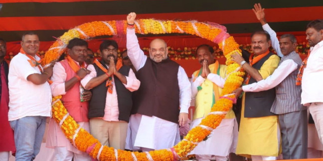 'Modi govt. is trying to uplift the living standards of the people'