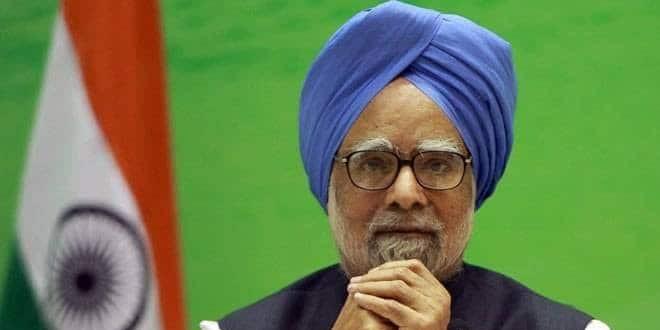 मनमोहन सिंह ने अर्थव्यवस्था को लेकर केंद्र पर साधा निशाना