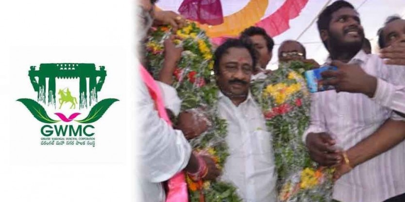 Gunda Prakash Rao is Warangal Mayor