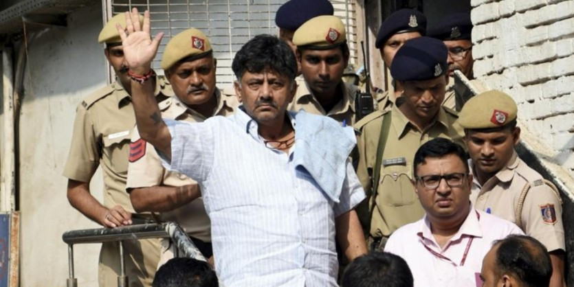 ED Summons DK Shivakumar's Mother and Wife for Questioning
