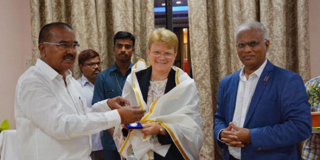 Paddy farming: Telangana, IRRI may join hands