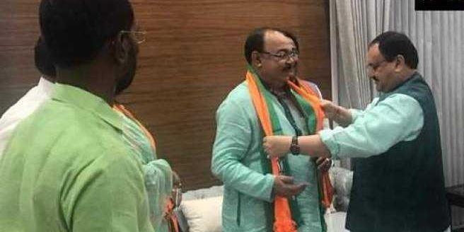 Ready to contest against Mamata Banerjee if BJP wants, says ex-Kolkata mayor Sovan Chatterjee