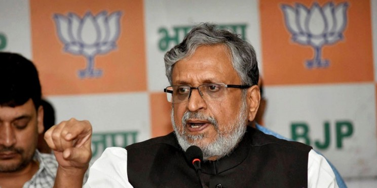 Lalu Prasad's 'Poorly written' book has '100 mistakes' in first 4 chapters, says Sushil Modi