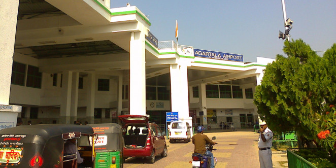 India requests Bangladesh for piece of land for Tripura's MBB Airport