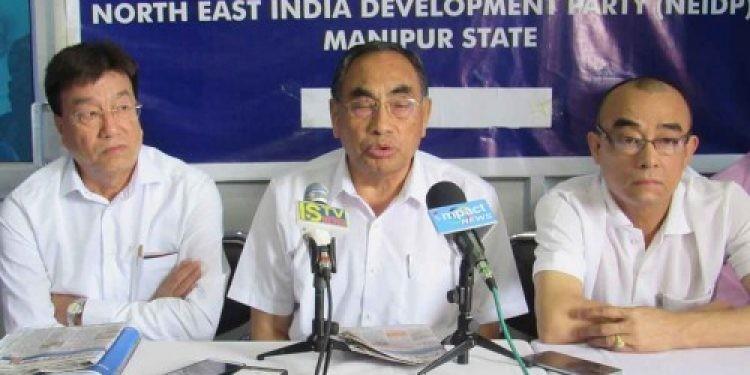 NEIDP works for political, economic and social rights: Former Manipur legislator