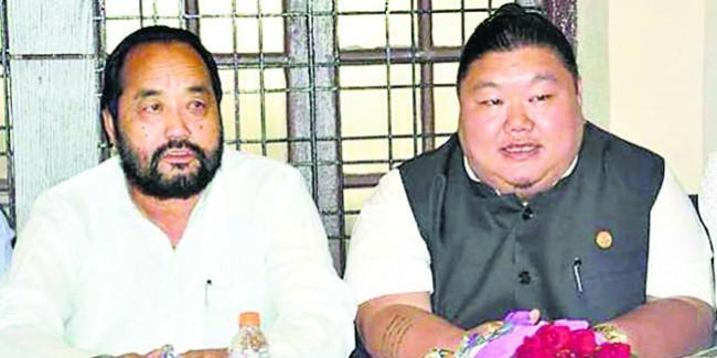 Nagaland BJP hopes high on Modi govt with a new team