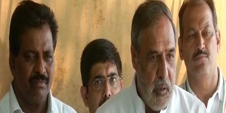 राष्ट्रपति के उद्बोधन पर बोले आनंद शर्मा, पीएम मोदी के भाषणों की पुनरावृत्ति है