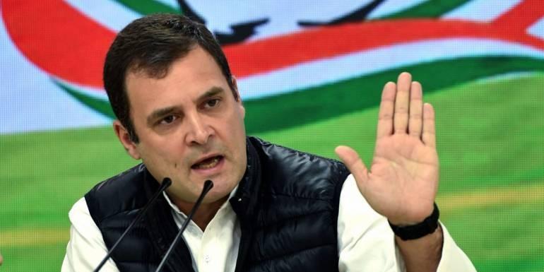 अर्थव्यवस्था में नई जान फूंकेगी न्याय योजना, नए कारोबारियों को अब नहीं लेनी होगी अनुमति: राहुल गांधी