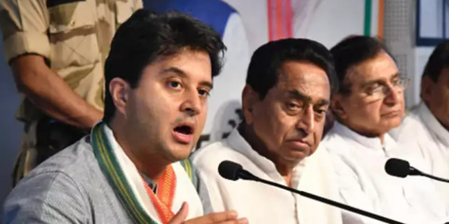 Jyotiraditya Scindia writes letter to PM for immediate relief funds