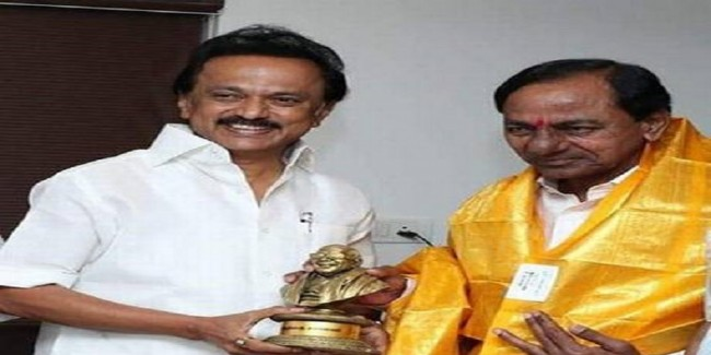 Stalin remains unswayed by KCR on ties with Congress