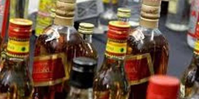 बायड विधानसभा क्षेत्र में शराब की बडी खेप पकड़े जाने पर कांग्रेस हमलावर