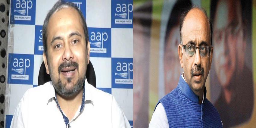 दिल्ली में पानी पर सियासत तेज! बिल के पैसे लौटाने को लेकर AAP ने BJP से पूछा ये सवाल...