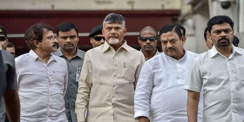 Speaker suspends 4 TDP MLAs for one day