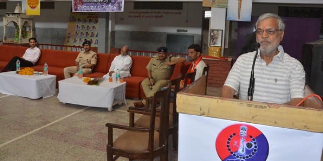 राजस्थान विधानसभाध्यक्ष डॉ. सी.पी. जोशी ने युवाओं को किया संबोधित