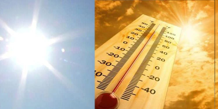 Baking Heat To Singe Odisha Till June 18; Monsoon Mercy By Next Weekend