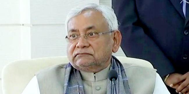पश्चिम बंगाल में CBI की कार्रवाई पर CM नीतीश कुमार ने पल्ला झाड़ा