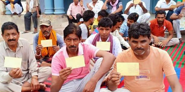 Not paid for 6 months, Abohar safai sewaks write to Capt