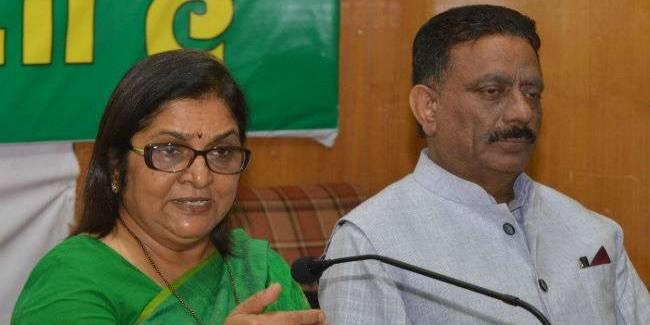 चुनाव में हार के बाद रजनी पाटिल बोलीं: हिमाचल कांग्रेस की होगी मेजर सर्जरी