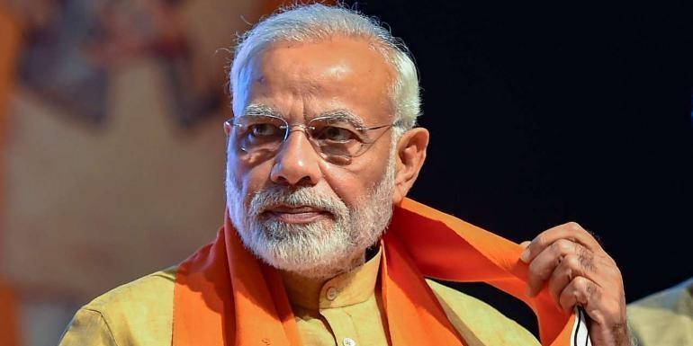 कांग्रेस आज देश में वोटकटुआ पार्टी बनकर रह गई है: पीएम मोदी