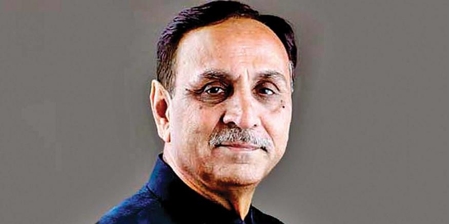 Gujarat CM Vijay Rupani launches Job Fair Fortnight