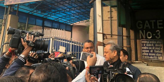 Case Against Pehlu Khan Is Part Of A Conspiracy: Ashok Gehlot