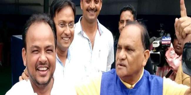 रामभक्त मंत्री सीपी सिंह ने कहा- अल्लाह-हू-अकबर, कांग्रेस के मुस्लिम विधायक इरफान बोले जय श्री राम