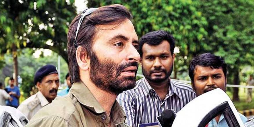Delhi court sends JKLF chief Yasin Malik to judicial custody till May 24 in terror funding case