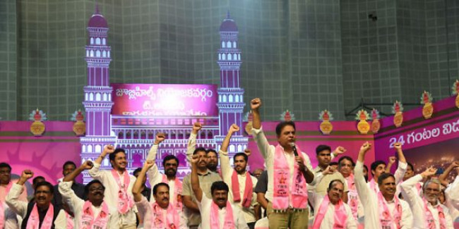 Opposition hasn't learnt from poll debacle: KTR