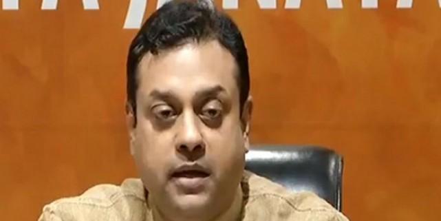 भाजपा बोली, कांग्रेस की राष्ट्रवाद परिभाषा टुकडे-टुकडे गैंग के साथ खडा होना