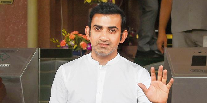 'Don't worry, will sort it out son': Gautam Gambhir reminds Shahid Afridi about PoK