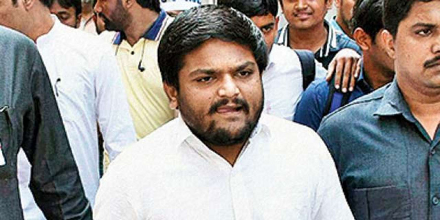 Hardik Patel, two other MLAs detained on way to meet jailed cop Sanjiv Bhatt